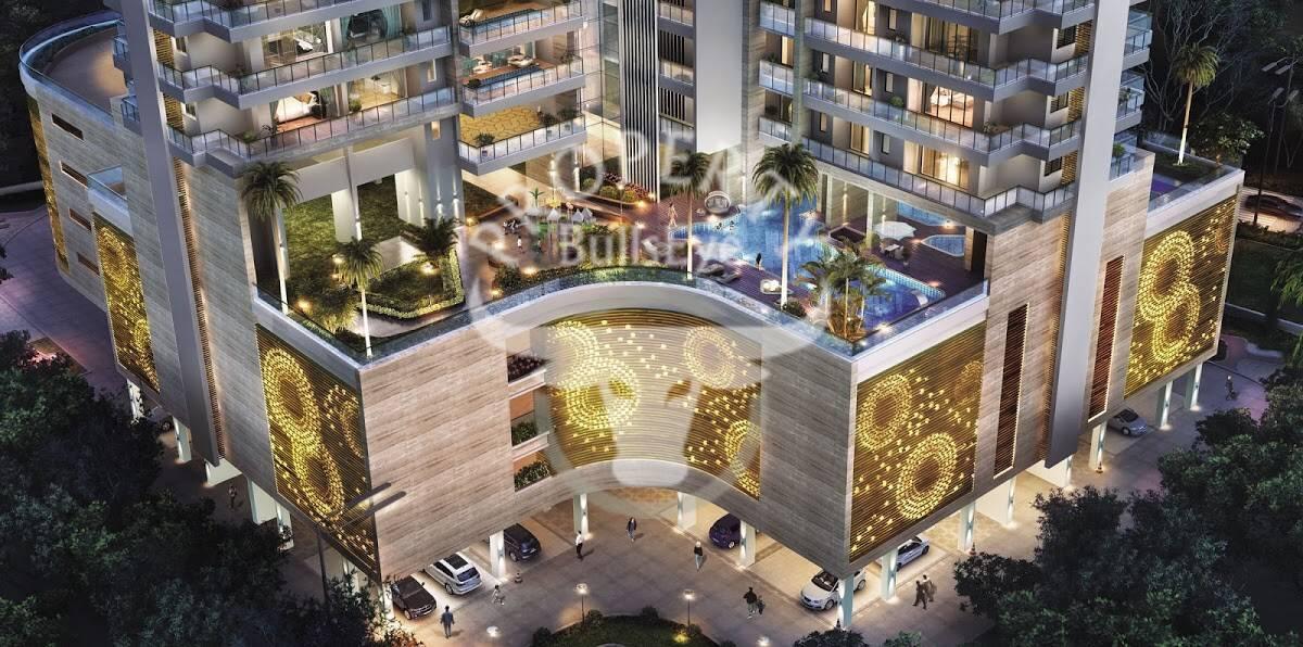81 Aureate Project In Bandra West Mumbai Brochure Floor Plans Price Property Bullseye