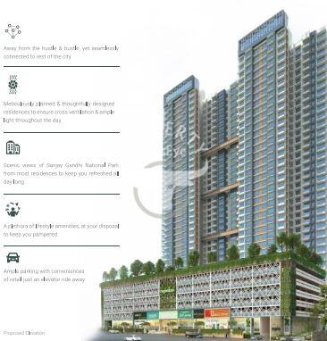 Wadhwa TW Gardens Property in Kandivali East | Mumbai | Floor Plans | Brochure