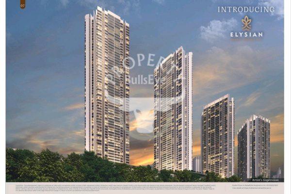 Oberoi Elysian New Launch In Goregaon East Oberoi Gardens | Mumbai