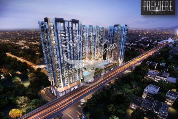 Hubtown Premiere New Tower Launch By Hubtown Parardigm Ventures In Andheri West Mumbai